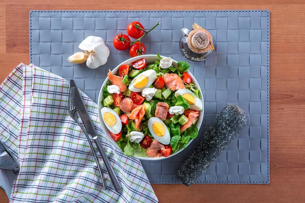 Levesek, saláták - sportfood